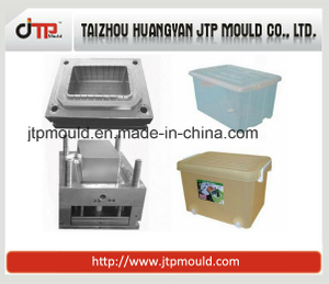 Big Capacity Plastic Food Container Cloth Storage Mould