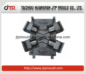 2 Cavities Cold Runner Plastic Injection Pipe Mould
