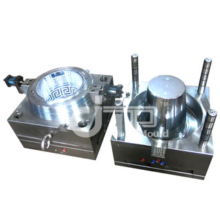 Domestic multi-functional bucket mold