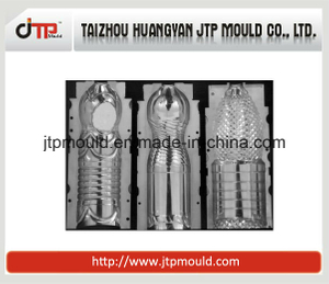 High Quality 250ml 1 Cavity Plastic Blowing Bottle Mould