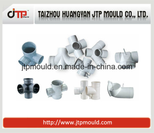2D/3D High Quality Single Cavity Plastic Pipe Fitting Mold