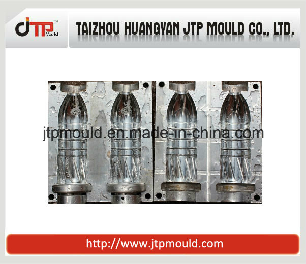Factory Custom 4 Cavities Mineral Water Blowing Bottle Mould