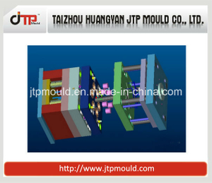 Standard4 Cavities Cold Runner Plastic Injection Cap Mould