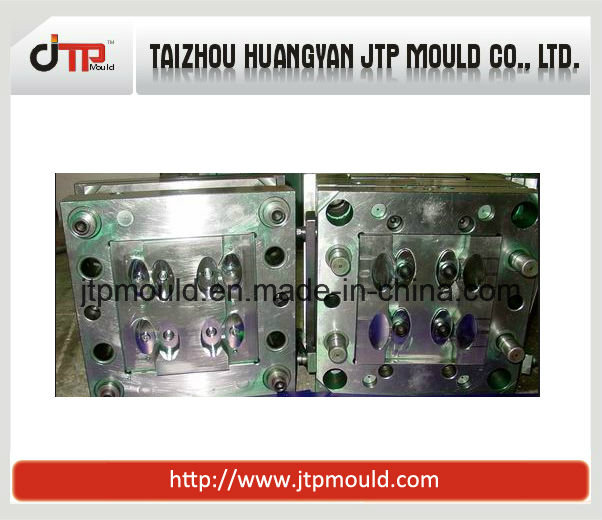 4 Cavities of Disc Top palstic Cap Mould for Shampoo Bottle Use