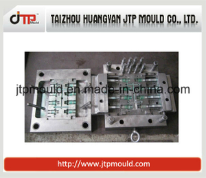 8 Cavities High Quality Plastic Pipe Fitting Mould