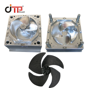 Customized Plastic Injection Electrical Fan Blade Mould