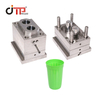 PP Material Cold hot Runner Plastic Injection Cup Mould