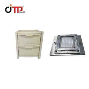 Newly OEM Fancy Plastic Drawer Frame Mould