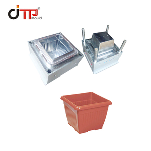 OEM Huangyan Factory Direct Sell Injection Plastic Flower Pot Mould