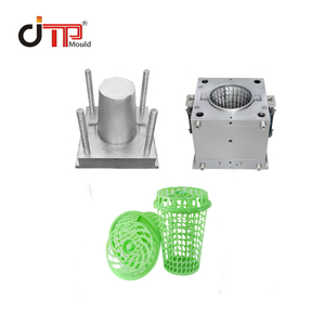 High Capacity 50L Plastic Laundry Basket Mould