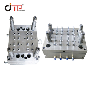 High Quality Injection Multi-Cavities Plastic Test Tube Mould