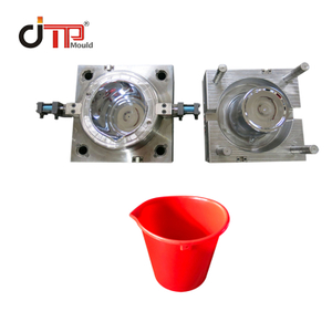 718H Cold Runner 10L Plastic Water Bucket Mould