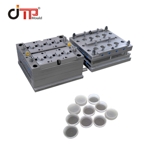 8 Cavities Widely Use Beverage Cap Mould