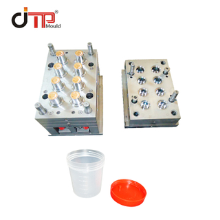 8 Cavities Medical Small Container Mould