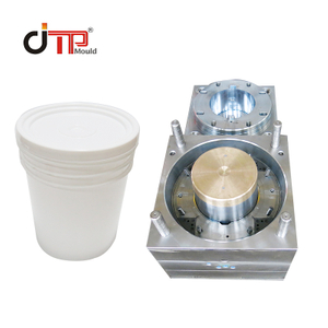 High Precision 5L Plastic Injection Paint Bucket Mould