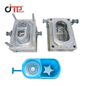 Multifunctional Professional High Quality Customized Plastic Injection Mop Bucket Mould