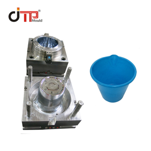 Customized High Quality Plastic Water Bucket Mould