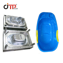 High Gloss Plastic Baby Washbasin Mould