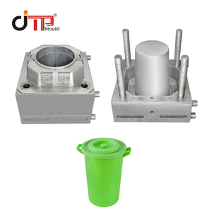 Round big capacity Plastic Bucket Injection Mould