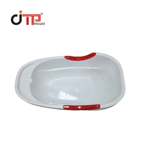 High Gloss PP Plastic Baby Washbasin Mould